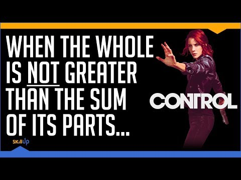 Control Feels Like It's Missing Something... (Review) - YouTube video thumbnail
