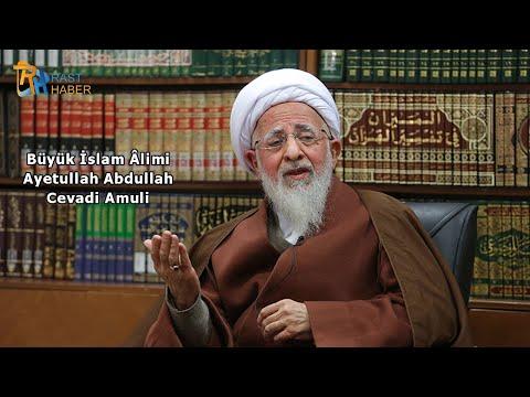 Büyük İslam Âlimi Ayetullah Abdullah Cevadi Amuli