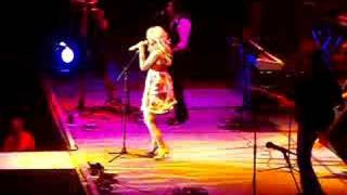 Julianne Hough in concert: Hello
