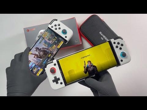 GameSir X2 (2021 New Version) Type-C Mobile Gaming Controller Full Unboxing + Gameplay