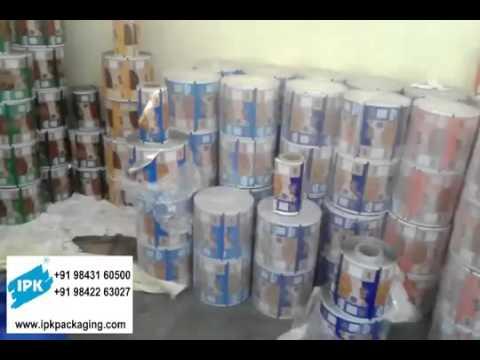 Jaggery Powder Packing Machine