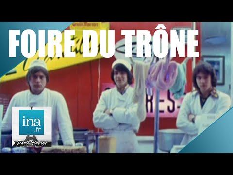 1978 : La Foire du Trône psychédélique   Archive INA