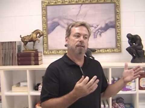 Art Teacher, Career Video from drkit.org