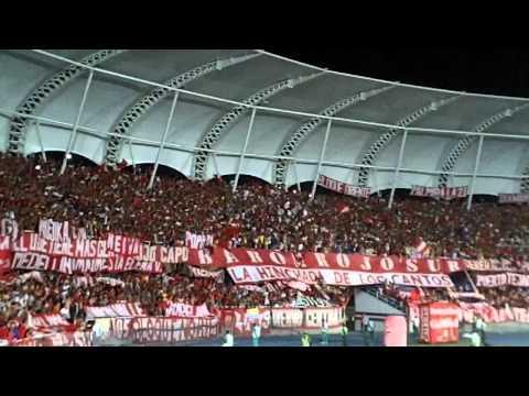 """BRS - SE VA CAER LA POPULAR // AMERICA DE CALI VS EXPRESO ROJO -"" Barra: Baron Rojo Sur • Club: América de Cáli"
