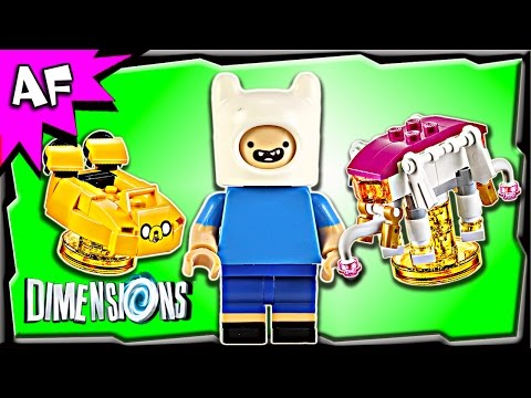 Vidéo LEGO Dimensions 71245 : Adventure Time