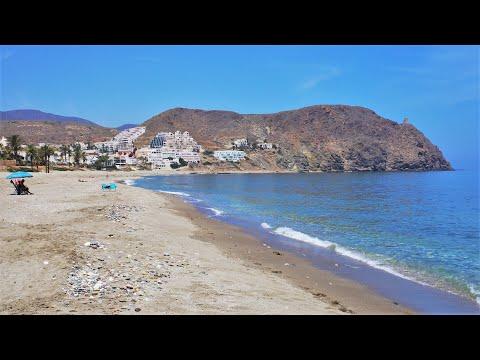 Playa del Ancón de Carboneras Almería