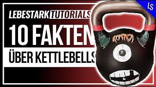 Kettlebells: 10 DINGE, die du als Anfänger über die russische Kugelhantel WISSEN MUSST!