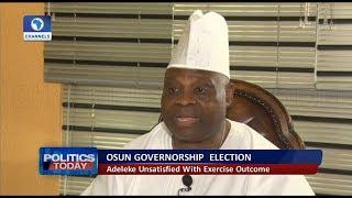 Adeleke Says Osun Election Was Rigged | Politics Today |