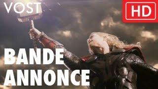"""Bande-annonce """"Thor 2: Le monde des ténèbres"""" (VOST FR)"""