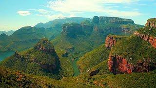 Drönare - Sydafrika med mera
