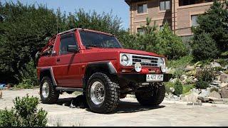 Daihatsu Rocky (F300) 1989 - 2002