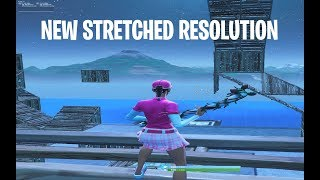 stretched res fortnite pc - TH-Clip