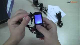 """T-60 1.6"""" LCD Digital Voice Recorder + MP3 Player Kit - DX"""