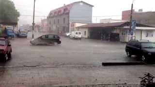 Дождь с градом 2