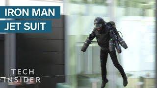 Real Life Iron Man Jet Suit