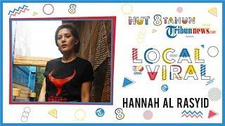 Hannah Al Rasyid: Semoga Menjadi Media yang Informatif Terus dan Sukses Selalu