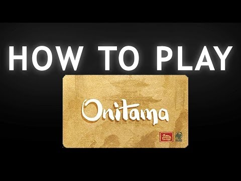 How to play Onitama