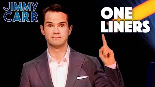 Jimmys Best One Liners | Jimmy Carr