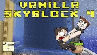Ice Ice Baby! - Simply Awesome Vanilla Skyblock 4 Ep 6 (Minecraft 1.13)