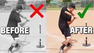 "How To Fix Having A ""Long Swing"" In Baseball"