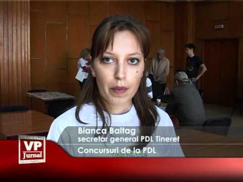 Concursuri de la PDL