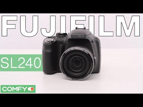 Фото - Фотокамера Fujifilm FinePix SL240 black