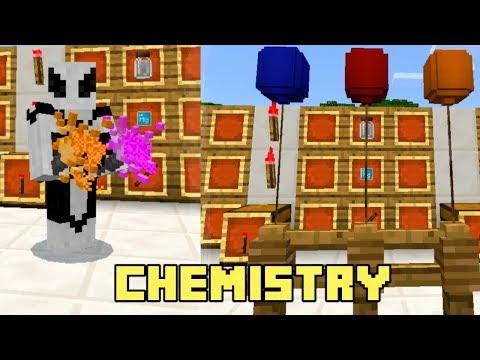 Minecraft Beta: Chemistry Lab (Education Edition) - смотреть онлайн