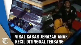 Viral Jenazah Tertinggal di Seokarno-Hatta saat Diterbangkan ke Batam, Lion Air Beri Klarifikasi