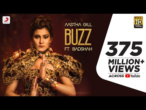 Aastha Gill's debut pop single 'BUZZ' hits a whopping 100MN views!
