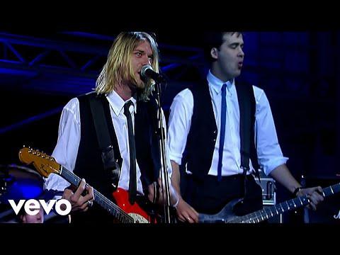 """Nirvana - Drain You (Live On """"Nulle Part Ailleurs"""", Paris, France/1994)"""