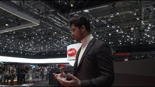 Geneva Motorshow 2018