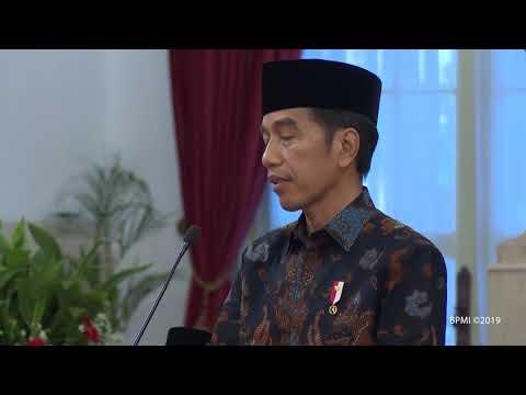 Presiden Jokowi Buka Puasa Bersama dengan Pimpinan Lembaga Tinggi Negara, Istana Negara, 6 Mei 2019