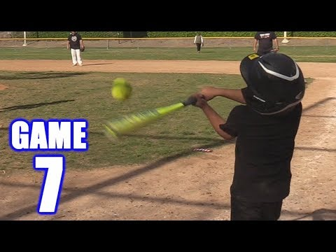 LUMPY BAT FLIP! | On-Season Softball Series | Game 7