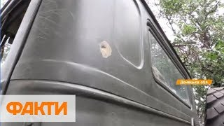 Боевики обстреляли ВСУ из запрещенного оружия – один военный погиб, трое ранены