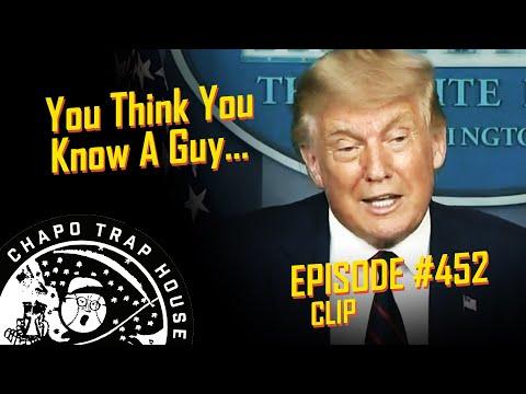 Trump Doesn't Respect The Troops! | Chapo Trap House | Episode 452