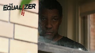 "THE EQUALIZER 2 - NBA Finals Spot - ""Denzel is Back"""