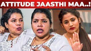 """Losliya-க்கு திமிரு ஏறிடுச்சு!"" - Actress Kajal on Bigg Boss 3 Tamil   Sandy   Kavin"