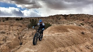 Have a fat bike? This truly is fat bike heaven. Rolling some of Mariposa's Fat Bike Trails.