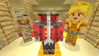 Minecraft Xbox - Terror Trio [657]