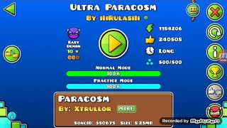 Ultra Paracosm- Easy Demon - Video Youtube