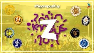 Zona Kampus 2017: Ngampus Kuy!
