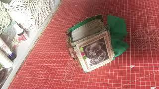 'Teddy Bear' mini/companion journal