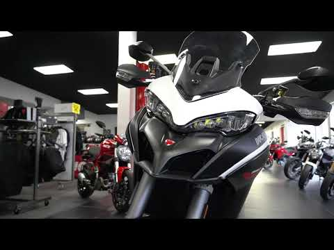 2021 Ducati Multistrada 950 S Spoked Wheel in West Allis, Wisconsin - Video 1