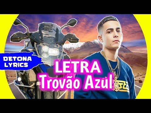 MC Hariel - Trovão Azul (Letra Oficial) DJ Pedro
