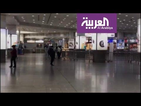 العرب اليوم - شاهد: مطار الكويت اليوم