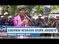 Gubernur Resmikan Desa Wisata Jogoboyo Purworejo