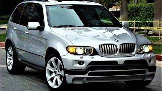 BMW X5 E53 Делаем: кузовные и малярные работы !