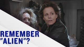 Not The White House Correspondents' Dinner: Sigourney Weaver Saves Journalism | TBS