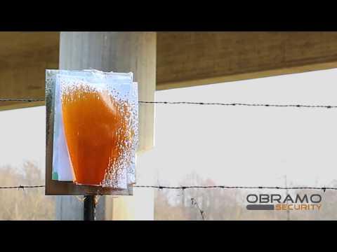 Sabre Red Pfefferspray  - (Anwendung und Test) von OBRAMO Security