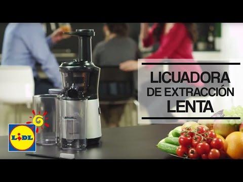 Licuadora De Extracción Lenta - Lidl España
